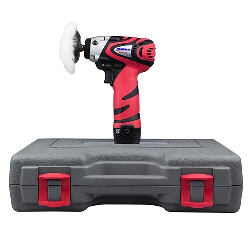 NO SCRATCH! BATTERY POWERED (AC DELCO) MINI POLISHER