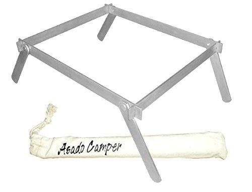 Asado Camper Rahmen für Grill/Einweg-Standard und BBQ's Party