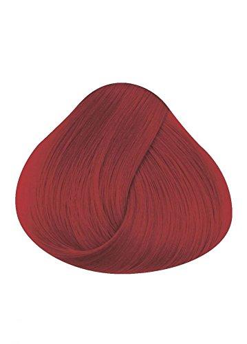 Tinte para el pelo de Directions, semipermanente, color rojo bermellón;...