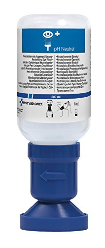 "First Aid Only P-44012 00 neutralisierende Augenspülflasche ""pH Neutral"" 200 ml"