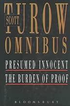 """Scott Turow Omnibus: """"Presumed Innocent"""" and """"The Burden of Proof""""."""
