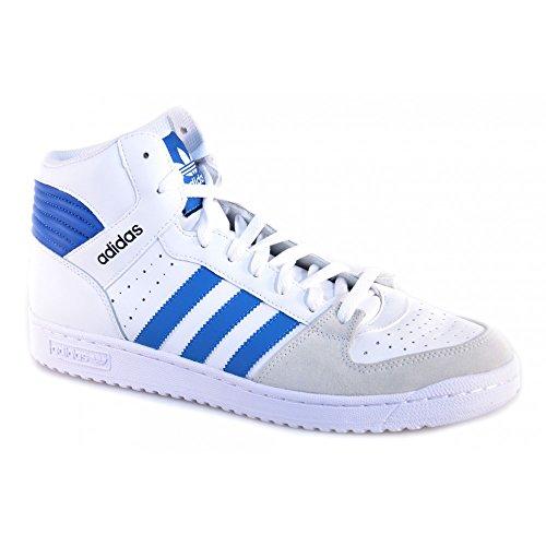 Adidas Pro Play 2 - Scarpe da ginnastica unisex per adulti, Bianco (bianco), 39 1/3 EU