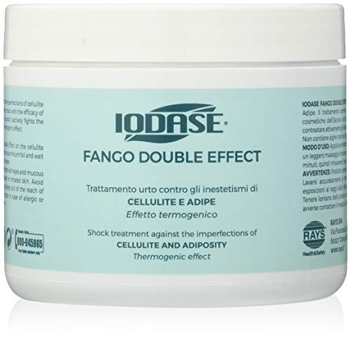 Iodase Double Effect Fango Anticellulite e Snellente - 700 gr