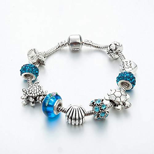 GHJDSFOG Armband Armband Zirkonia Pflastern Einstellbare Unendlichkeit Armbänder Damenmode Kollektionen Allergiefrei, Elegante Hohe Qualität