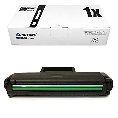 1x Eurotone Cartuccia Toner per Samsung ML 1660 1665 1666 1670 1672 1674 1675 1678 1860 1865 W N sostituisce MLT-D1042S