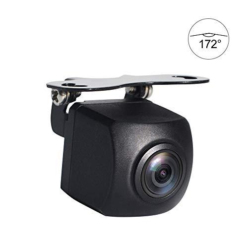 PARKVISION Rückfahrkamera 172° Super Weitwinkel Nachtsicht Ruckfahrt Kamera Auto Einparkkamera passend für die meisten Autos & Mini LKW Autokamera[ZL-191M]
