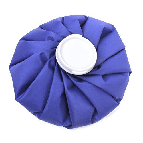 PIXNOR bolsa de hielo de 27 cm para aliviar dolores en lesiones, cuello, rodilla.
