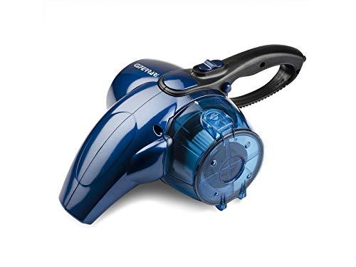 G3 Ferrari Magnifico - Aspiradora (Secar, HEPA, Ciclónico, 73 dB, Sin bolsa, Negro, Azul)