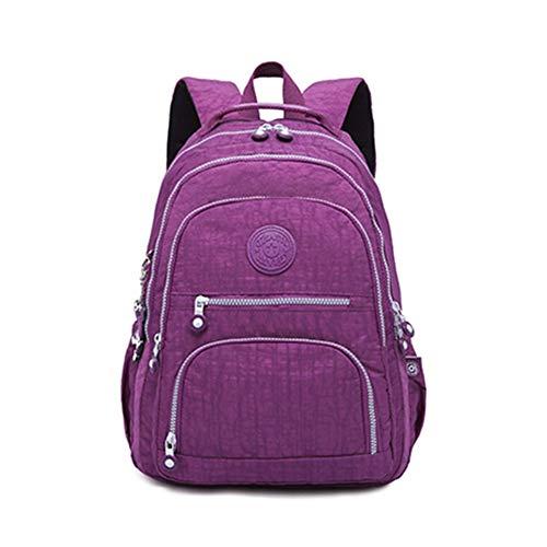 AIRLUCKY damesrugzak schoolrugzak voor jongeren, Che vrouwelijke laptoptas Viaggi Back Pack Signore rugzak