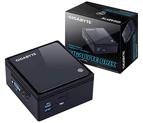 Linux Mint Edition Gigabyte Brix 3160 bis 2,24Ghz, 4GB RAM, 120GB SSD, LAN, WLAN