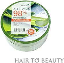 Alo Nature 'ALOE VERA 98% Moisture Real Soothing Gel' 300ml