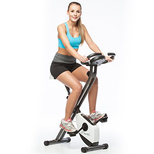 skandika Foldaway X-1000 Fitnessbike Bild 2*