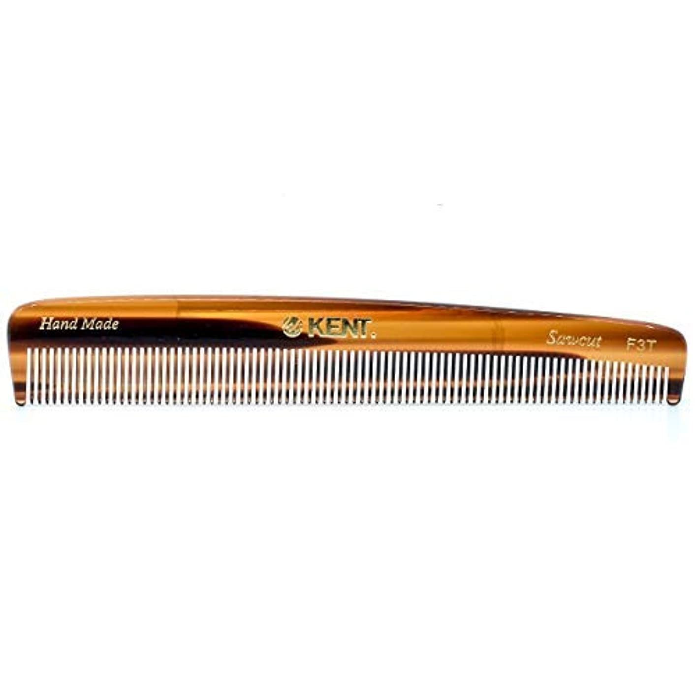 交換請負業者話Kent F3T The Hand Made - All Fine Dressing Comb 160mm/6.25 Inch [並行輸入品]