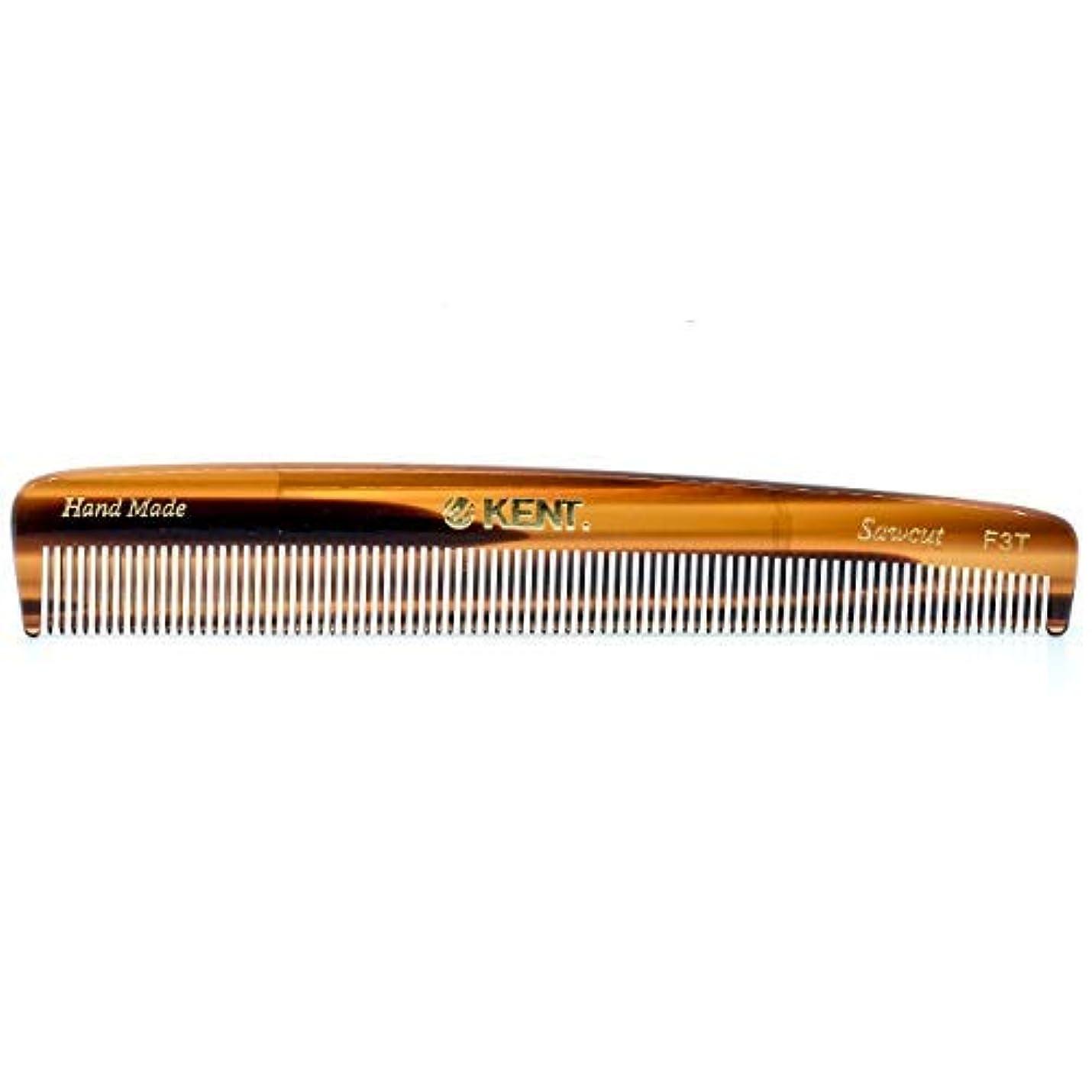 悪因子なめるレビューKent F3T The Hand Made - All Fine Dressing Comb 160mm/6.25 Inch [並行輸入品]