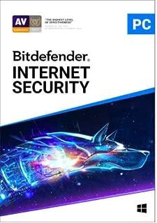 Bitdefender Internet Security 2019 - 3 Device / 2 Years [Key Card]