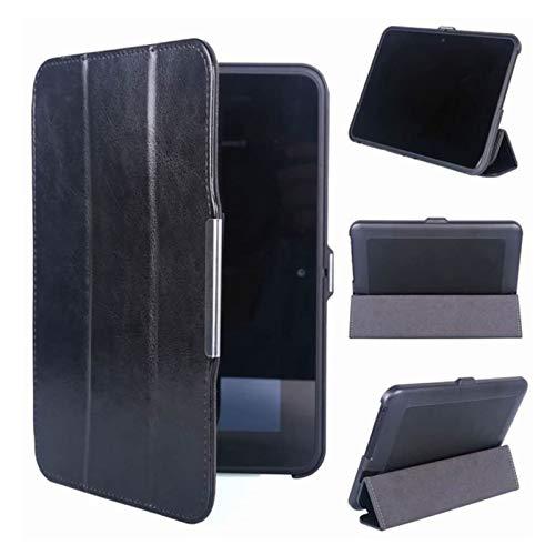 Meijunter Black Halter Leder Protector Pouch Fall Decken Tablette-Kasten Cover Hülle Für 7