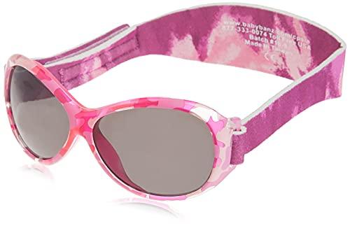 Gafas de sol Banz con protección contra rayos UV (modelo Kidz Pink Diva)