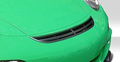 Extreme Dimensions Duraflex Replacement for 1999-2004 Porsche 911 Carrera 996 1997-2004 Porsche Boxster 997 GT-3 RS Conversion Grille - 1 Piece