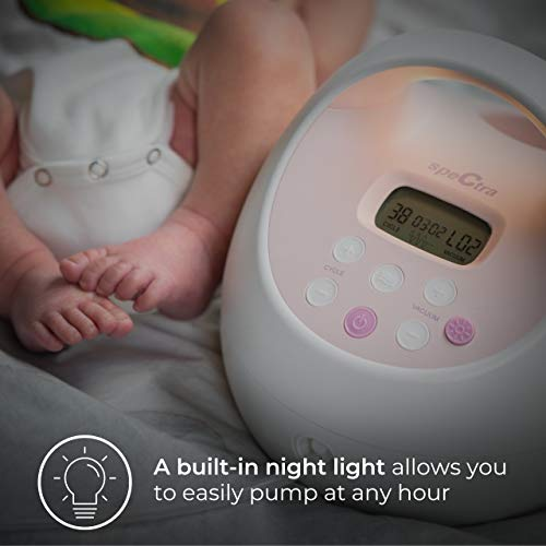Spectra – S2 Plus Electric Breast Milk Pump for Baby Feeding