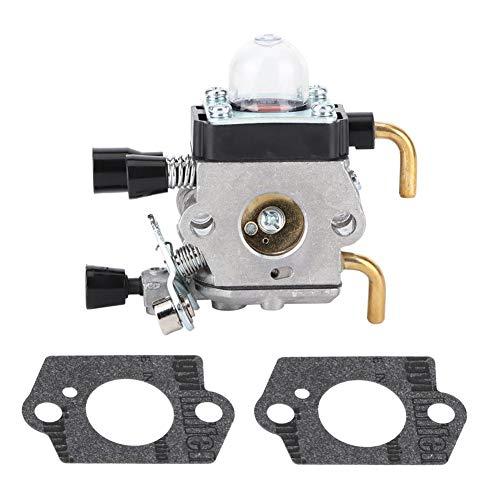 Carburador con Kit de Juntas Carburador para STIHL FS55R FS55RC KM55 HL45 KM55R FS55