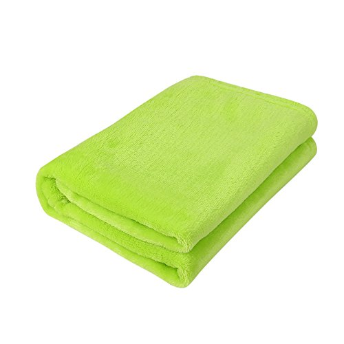 Peky Blanket Throw Flannel Fleece Microfiber, Fuzzy Soft Microfiber Sofa Bed Super Soft and Warm Thick Breathable