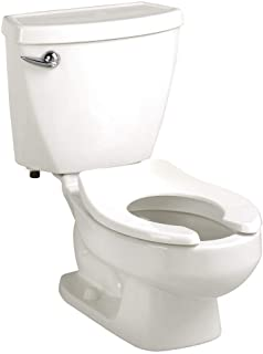 American Standard 2315.228.020 Baby Devoro Flowise 10-Inch High Round Front Toilet, White