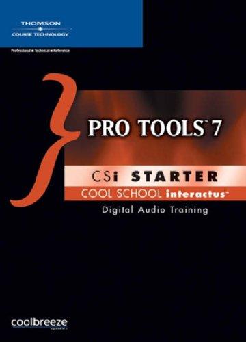 Pro Tools 7 Csi Starter