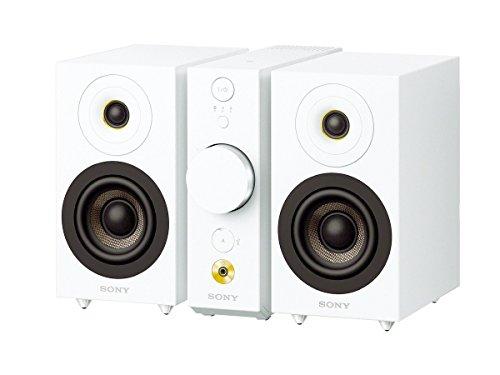 ソニー SONY コンパクトオーディオシステム CAS-1 : Bluetooth/ハイレゾ対応 ヘッドホンアンプ搭載 ブラッ...
