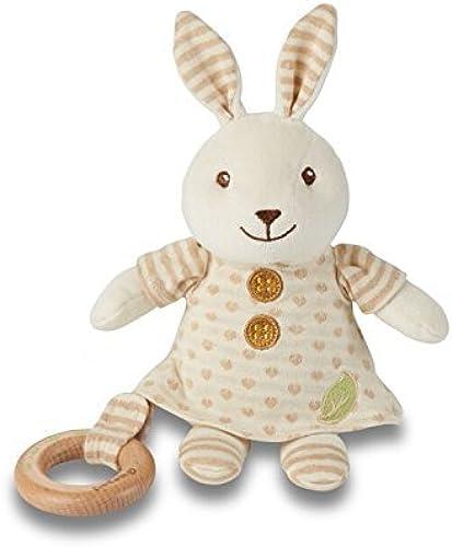 Mercancía de alta calidad y servicio conveniente y honesto. EverEarth Organic Soft Toy Plush Cuddle Rabbit Teddy Bear Bear Bear Toy Infant Toy EE33695 by EverEarth  servicio honesto