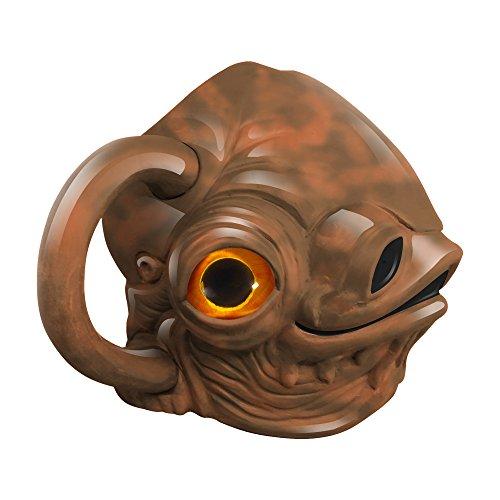 Vandor Star Wars Admiral Ackbar 20 oz. Premium Sculpted Mug