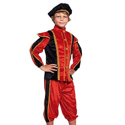 Disfraz Trovador Medieval Niño (3-4 años) (+ Tallas) Carnaval Medievales