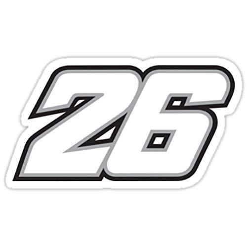 Dani Pedrosa 26 Moto GP Anthracite Gris Logo Capucha Oficial Nuovo