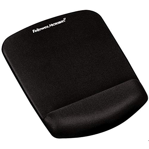 Fellowes Foam Fusion Plus Touch - Alfombrilla reposamuñecas