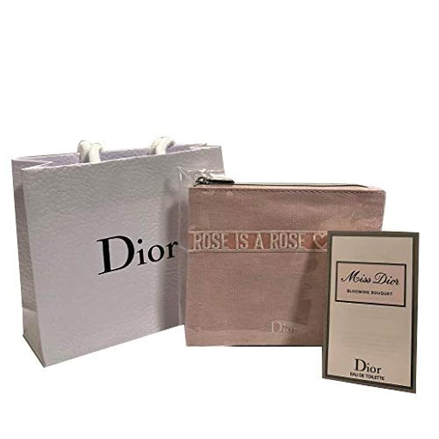 マニフェスト統合する入力Dior ディオール ミニポーチセット( ミス ディオール ブルーミング ブーケ EDT SP 1ml)