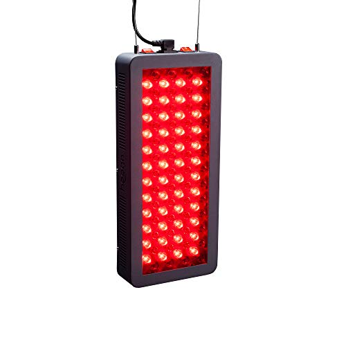 Sale!! Red Light Therapy Device by Hooga, Red 660nm Near Infrared 850nm, 100 LEDs, Cooling Fans, Hig...