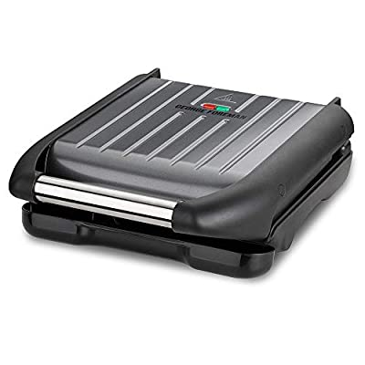 George Foreman 25050 Steel Health Grill