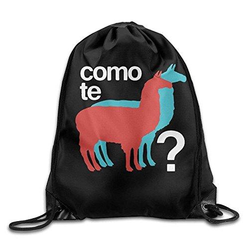 Just Life I Love NY Travel Sport Bag Drawstring Backpack Gym Travel School Backpack Shoulder Bags Rucksack