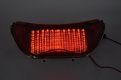 Topzone d'éclairage pour Honda 1999–2000 Cbr600 F4/Cbr600 F ; 2004–2007 F4i