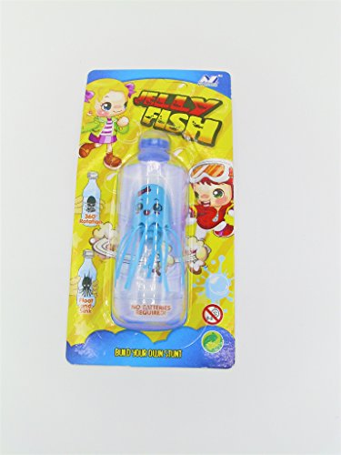 Unbekannt 6X Flaschenqualle Flaschenkrake Flaschengeist Mitgebsel Tombola