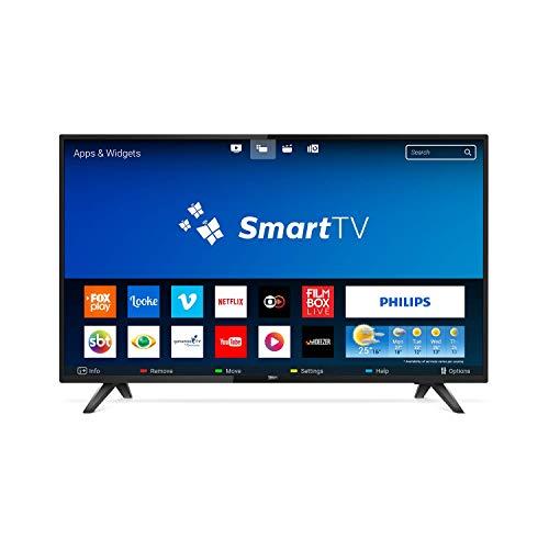 """Smart TV Philips 43"""" LED Full HD 43PFG5813/78 Wi-Fi 2 HDMI 2 USB"""