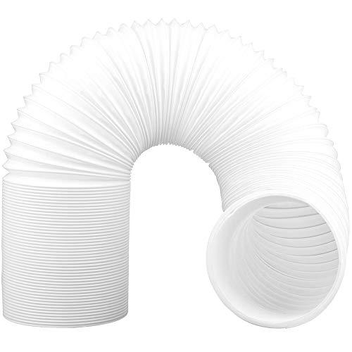 Tubo di scarico universale per condizionatore d'aria, tubo flessibile di sfiato CestMall da 5,9 pollici di diametro con filettatura antioraria per condizionatore d'aria portatile, tubo di scarico