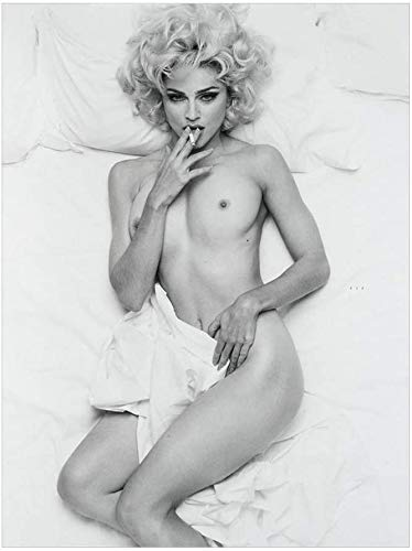 free Madonna Bad Girl Poster Smok Naked Nude NEW before selling ☆