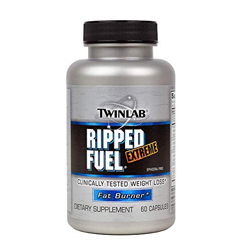 Twinlab Ripped Extreme Ephedra Capsules