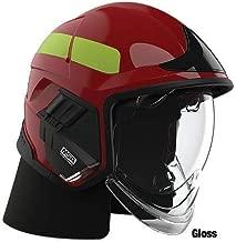 Cairns XF1 Fire Helmet, Red - Red, Glossy, Medium