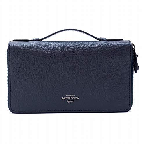 [コーチ] COACH 財布 メンズ セカンドバッグ ポーチ 長財布 パスポートケース 23334QBMQ [アウトレット品] [並行輸入品]