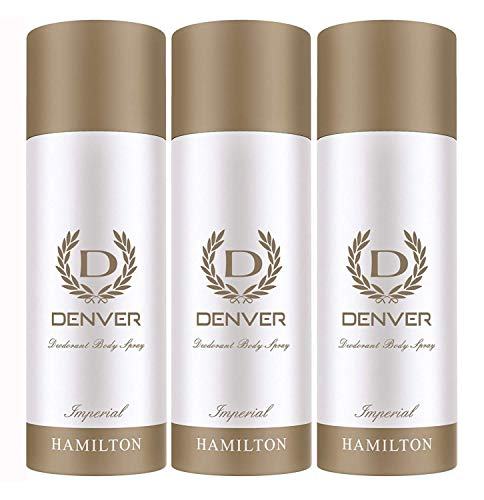 Denver Hamilton Imperial Deo Pack of 3