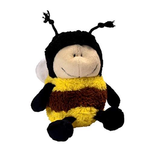 Minifeet Biene Emma Plüsch Biene Emma ist aus superweichem Plüsch gefertigt - summ, summ, summ! | Höhe: 18 cm, sitzend: 14 cm