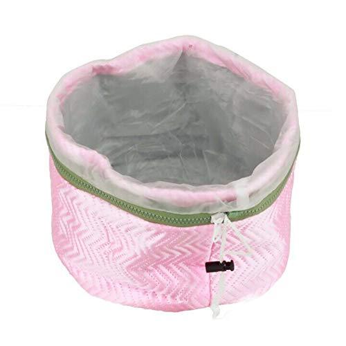 Gorra de calentamiento eléctrico para el cabello con tratamiento térmico, 2 temperaturas,...