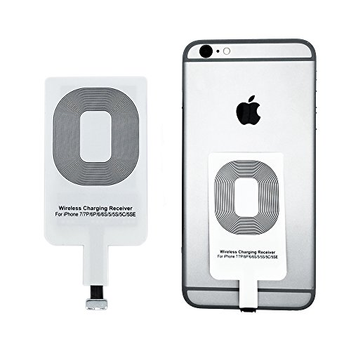 Receptor Qi Iphone  marca Qrity