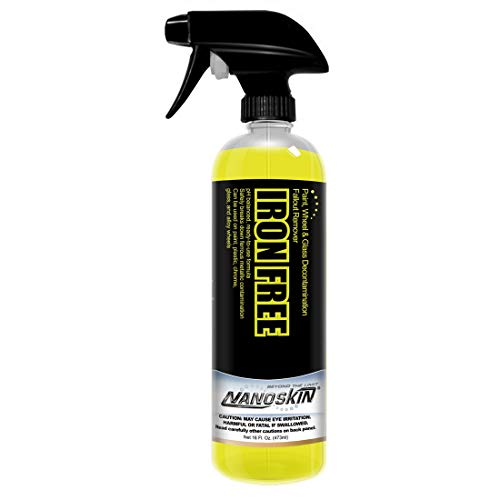 IRON FREE Paint, Wheel And Glass Decontamination Fall Out Remover [NA-IFE16]